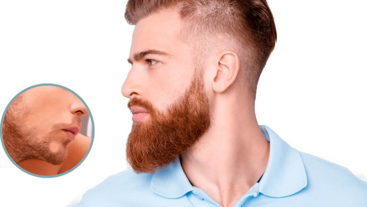 Reszied beard