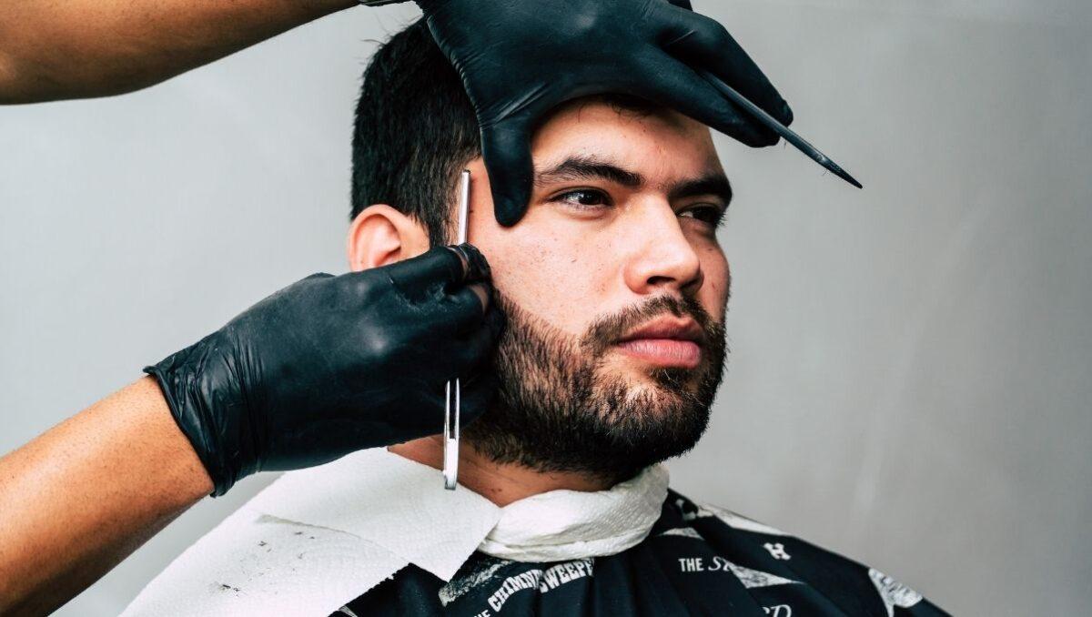 Beard transplant recovery