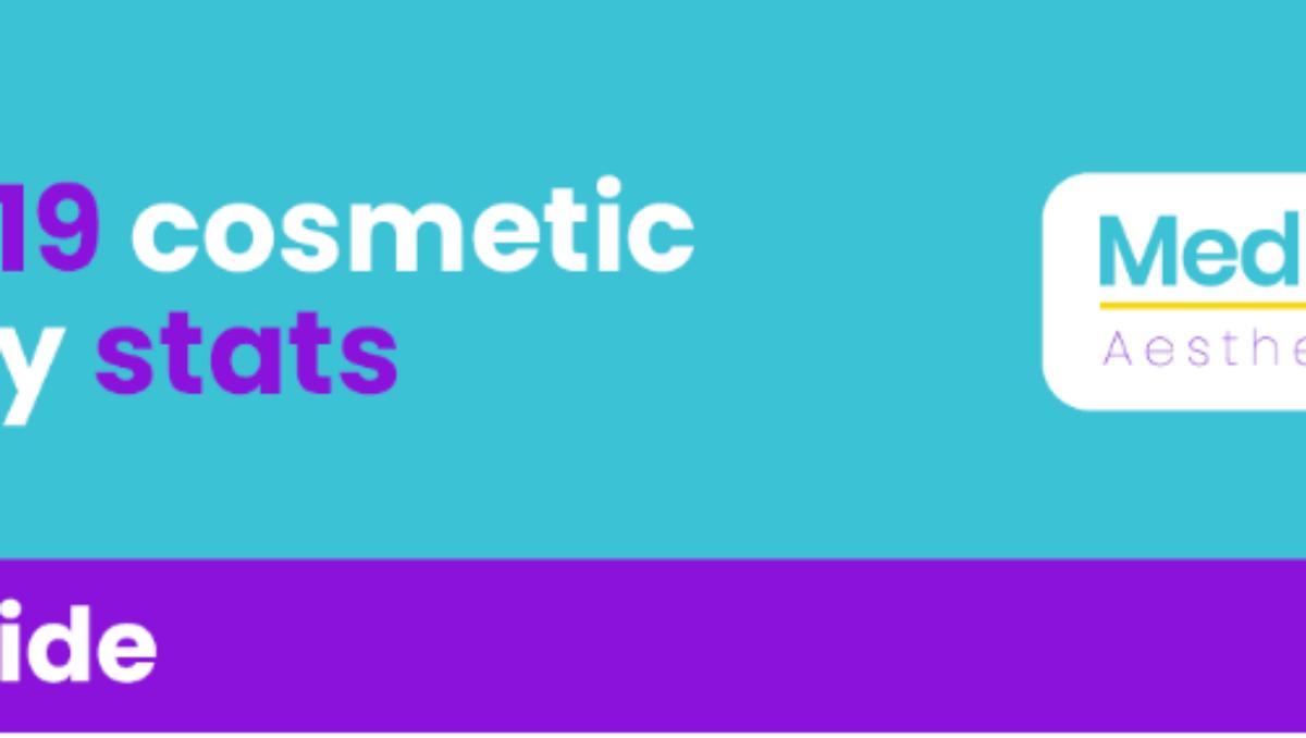 Cosmetic surgery statistics 2019
