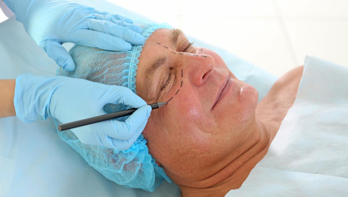 Most popular cosmetic surgery procedures for men