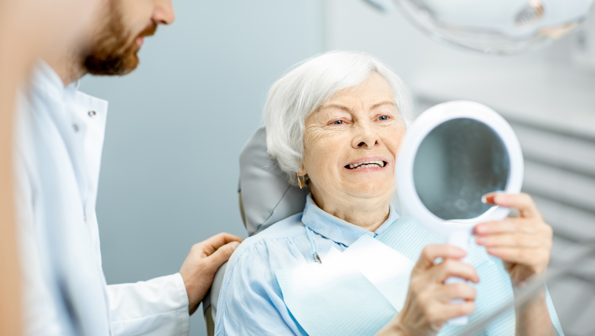 What age can you get dental implants